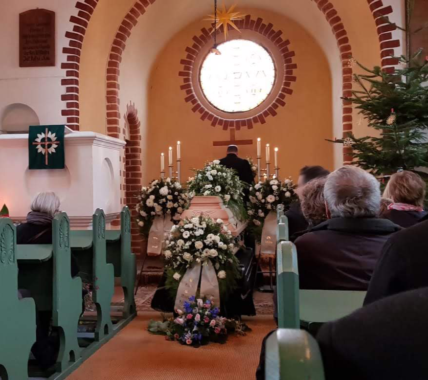 Foto Beerdigung